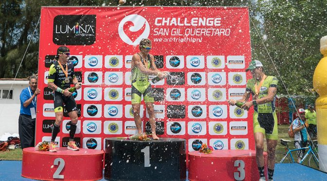 Challenge San Gil Race Report: Running out of Real Estate