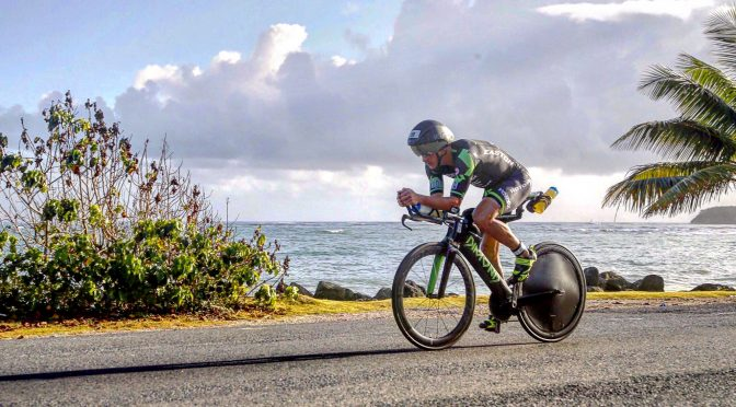 Ironman 70.3 Puerto Rico Race Recap: Riding the Pain Train in Paradise